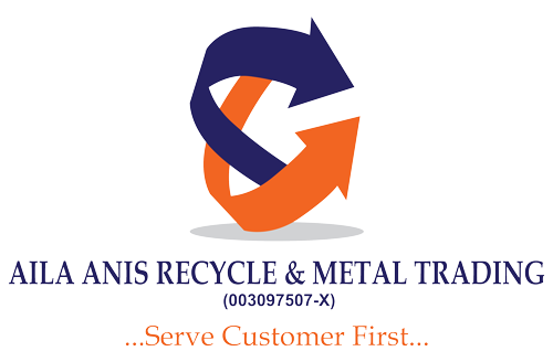 logo aila anis recycle & metal trading